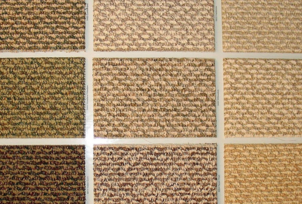 Different Carpet Fibers
